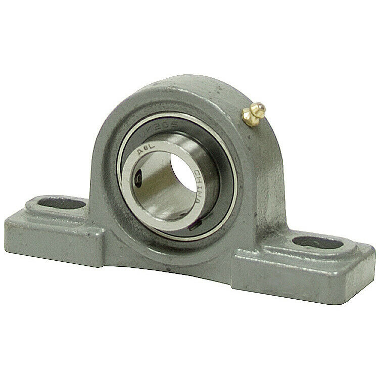 3 4 Square Bore Bearings : Quot pillow block bearing p ebay