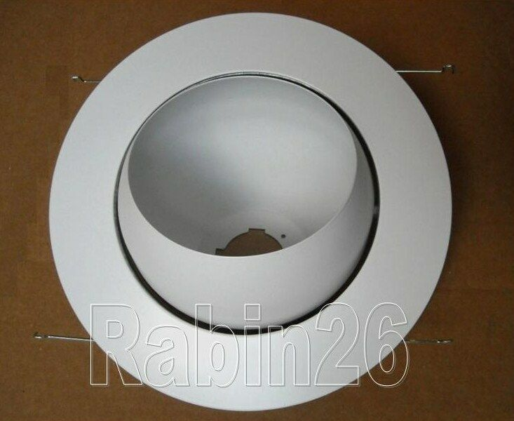 6 Quot Inch Recessed Can Light 120v R30 Ceiling Adjustable