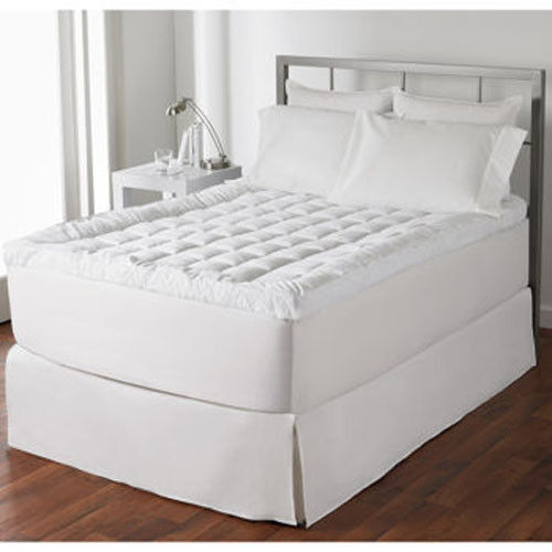 Live Comfortably Cuddlebed Plus Mattress Pad Topper Cal