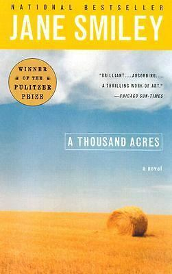 a thousand acres imagery Need help on symbols in jane smiley's a thousand acres check out our detailed analysis from the creators of sparknotes.