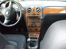 dash kit trim for lincoln town car 03 04 wood grain interior tuning dashboard ebay. Black Bedroom Furniture Sets. Home Design Ideas