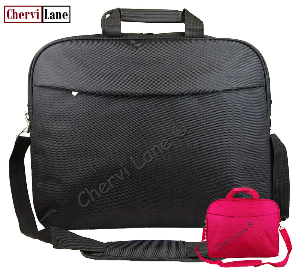 Mens Womens Quality Laptop Bag Work Business Carry Case School 15 Quot Bag College Ebay