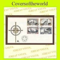 S.W.A. 1978 Churches set First Day Cover,