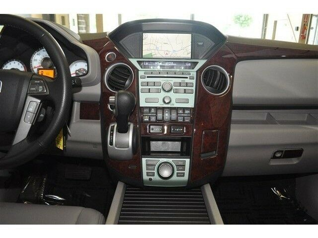 dash trim kit honda pilot 09 10 11 wood interior detailing dashboard hnda 42a ebay. Black Bedroom Furniture Sets. Home Design Ideas