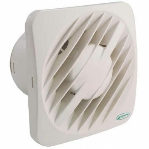 Greenwood airvac axs100tr extractor fan 4 with timer ebay for 6 bathroom extractor fan with timer