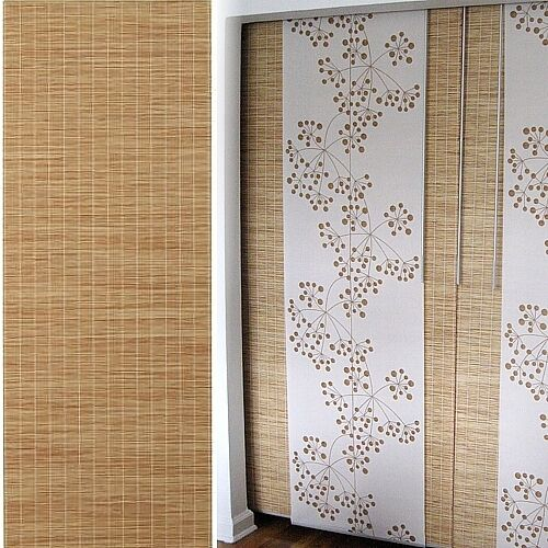 Ikea anno stra panel curtain divider natural kvartal nw ebay for Panel dividers ikea