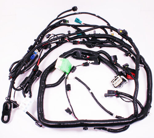 Ford Racing 5 4 4v Hot Rod Control Pack Engine Harness Update Kit M