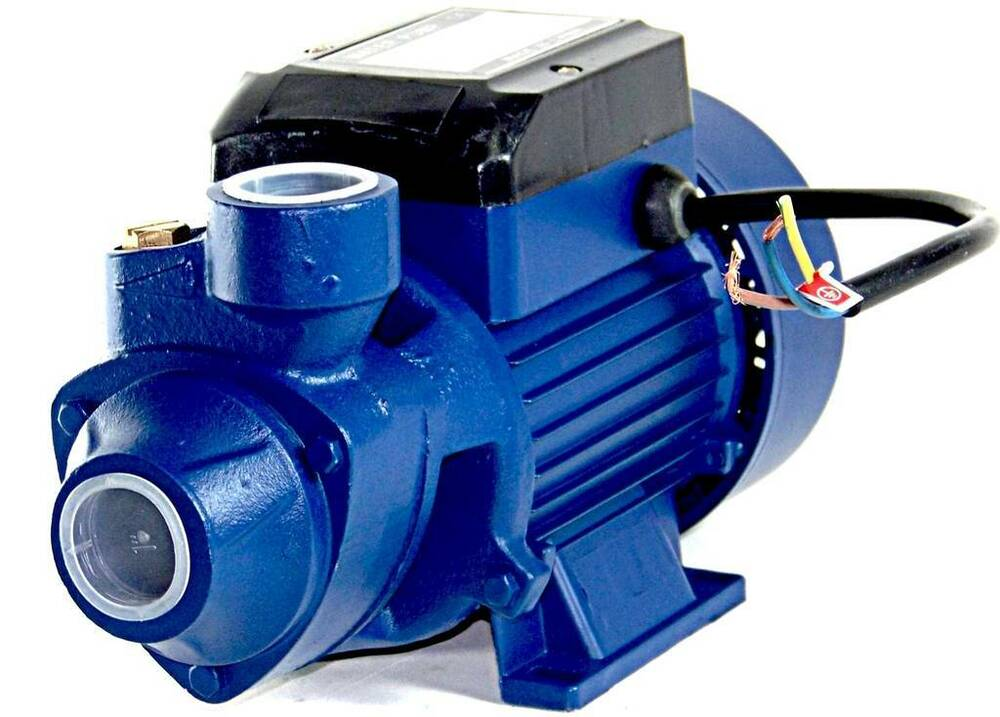 Centrifugal 1 2 hp electric water pump pool garden farm for Garden pool pumps
