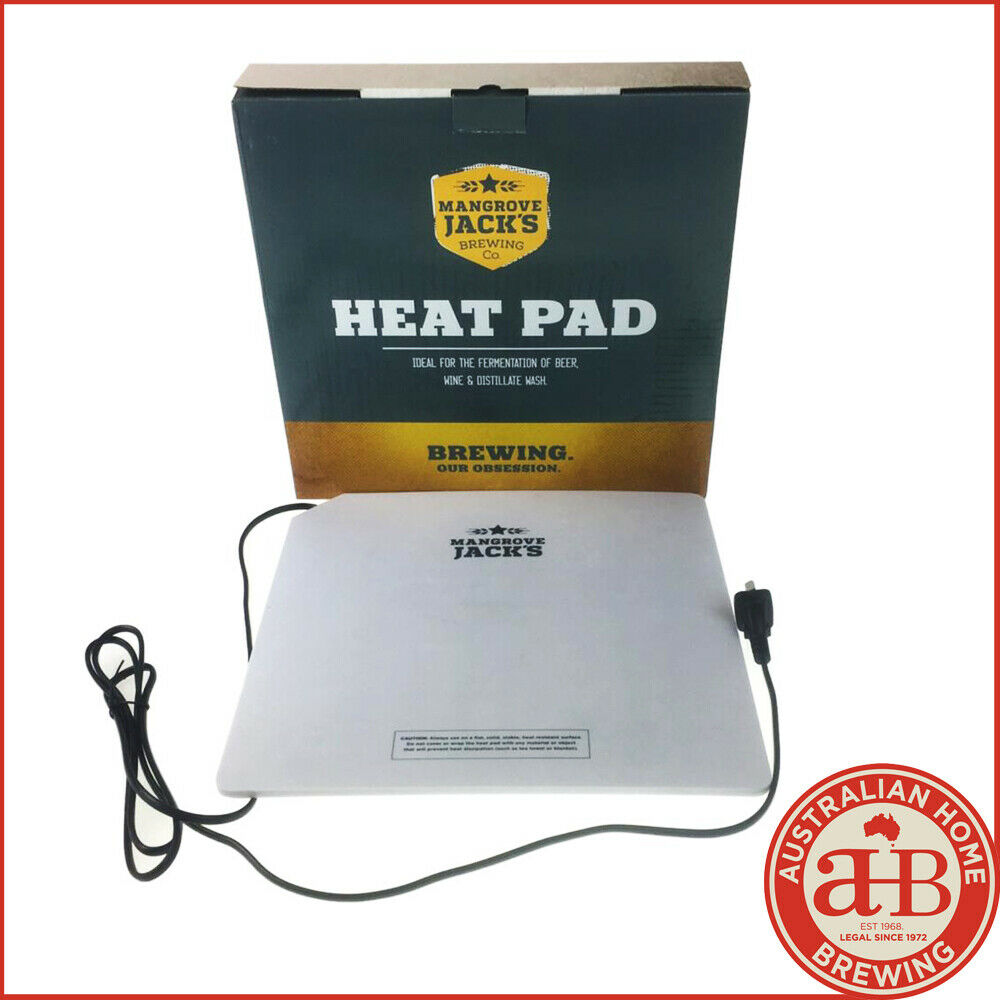 Heat Pad Heater Panel Home Brew Heater Plate Brewing New