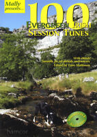 100 Evergreen Irish Session Tunes Sheet Music Book and Chords Melody Instruments