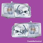 Toyota Hiace Van Bus LWB Commuter 05-09 Right & Left Head Lights Pair Light NEW