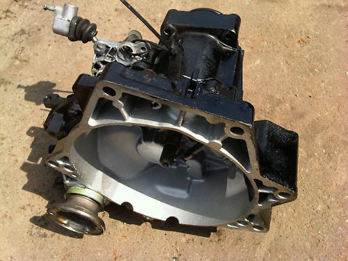 Polo 1 9 1 7 Diesel Sdi Recon Gearbox 085 Dct Dch Ded Dpx
