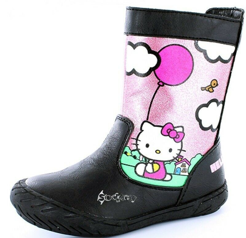 Hello Kitty Winter Boots For Girls