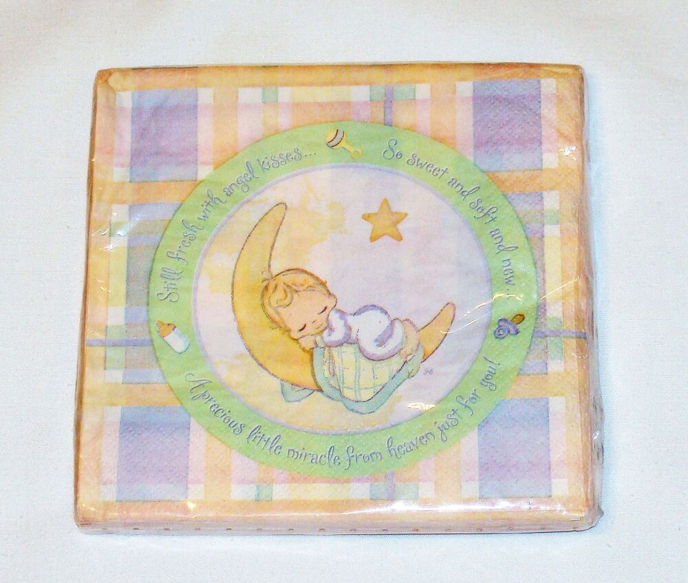 Precious Moments Baby Shower Party Supplies