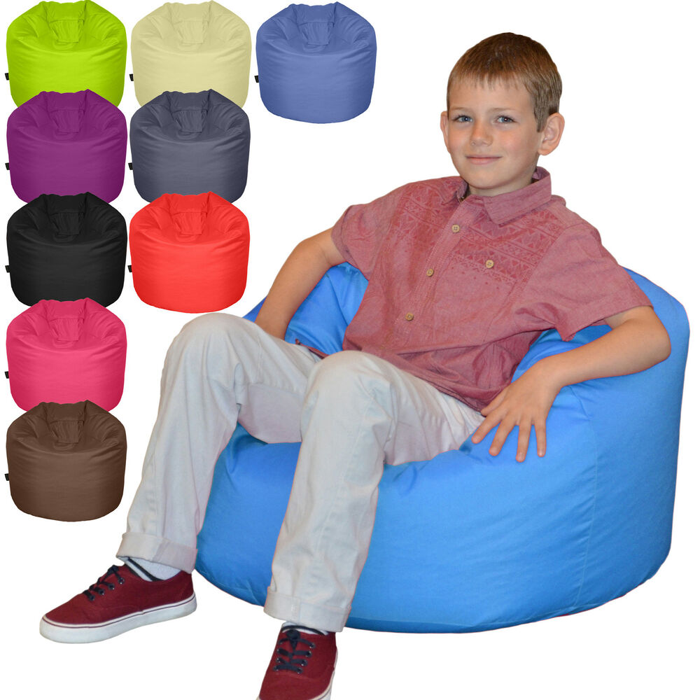 kids bean bag with beans children game chair gamer extra. Black Bedroom Furniture Sets. Home Design Ideas