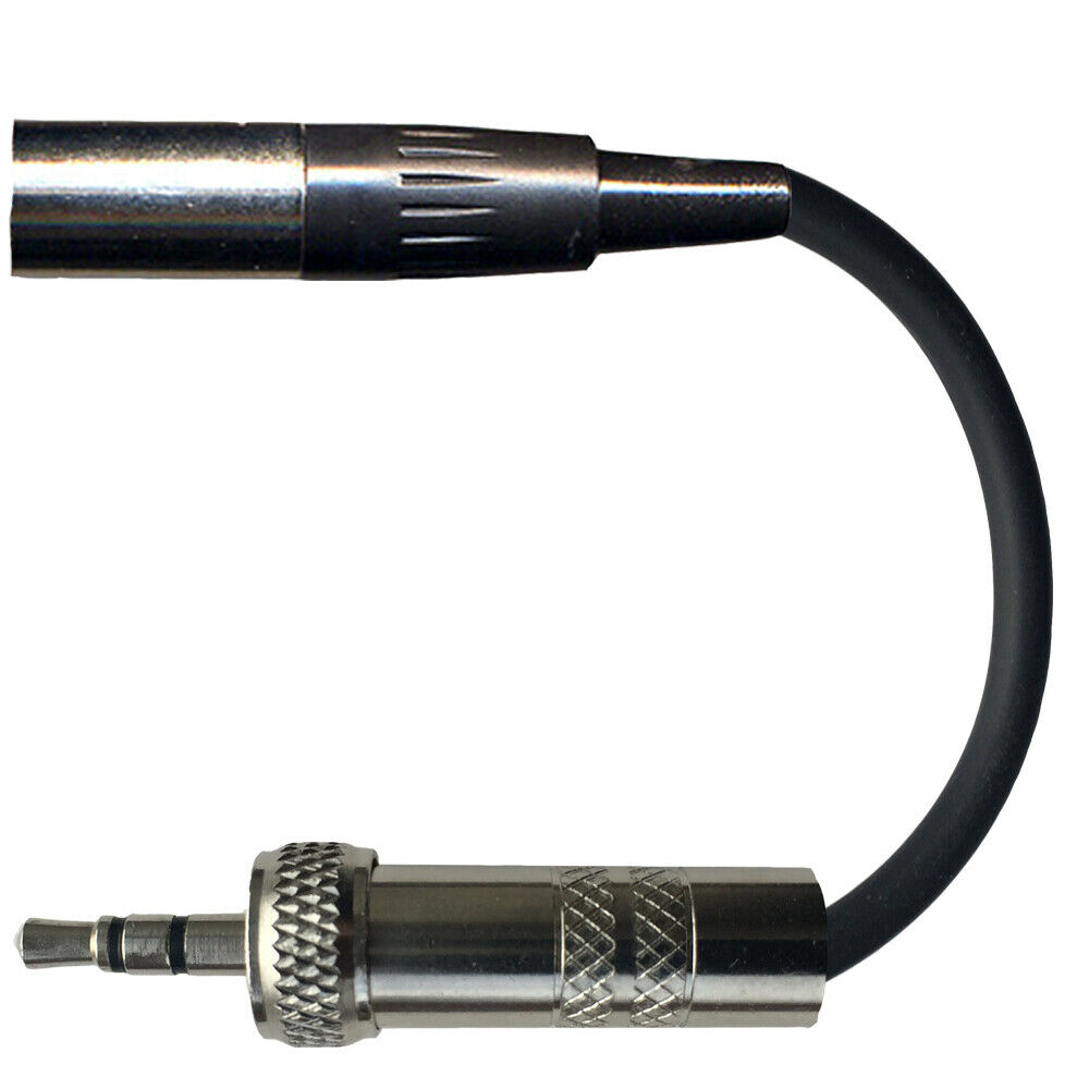 Ta4f 4pin Mini Xlr Shure Microphone Sennheiser 3 5mm