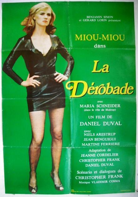 la d233robade quotmioumiouquot original lebanese movie poster 70s