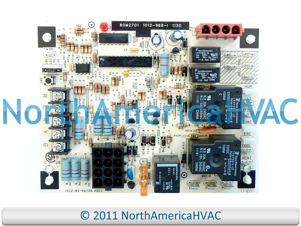 OEM Lennox Armstrong Ducane Control Circuit Board 80M27 80M2701 ...