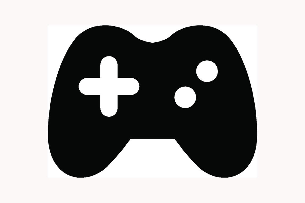 Video Game Controller Icon VIDEO GAME CONTROLLER ...