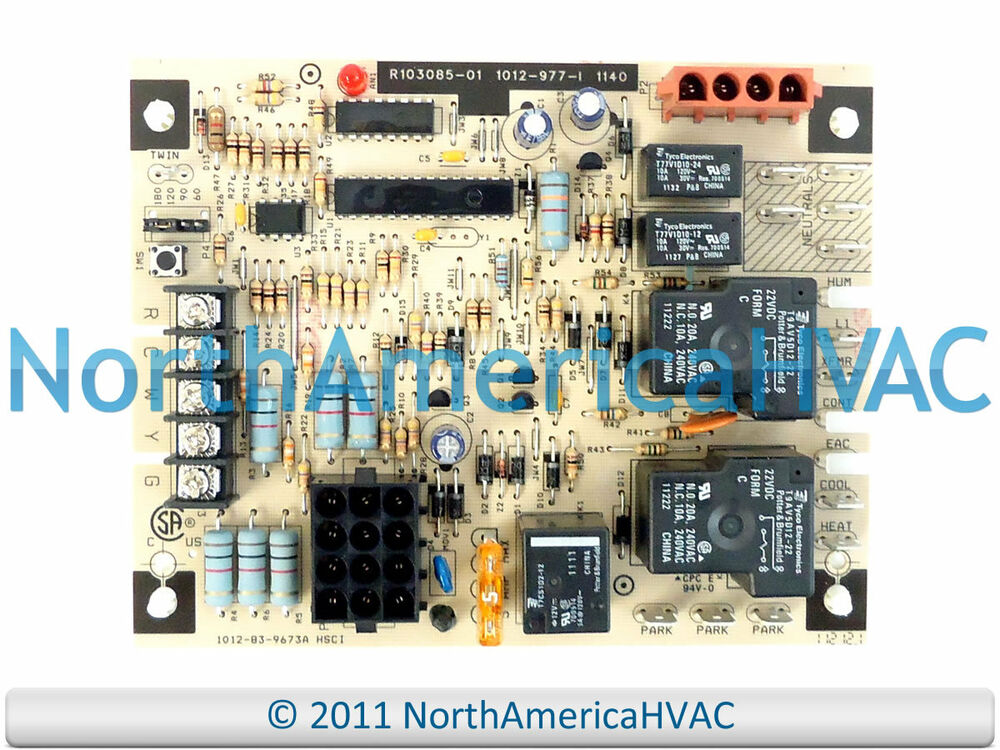 Oem Lennox Armstrong Ducane Furnace Ignition Control Board R103085