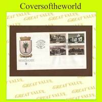South West Africa 1985 Historic Buildings First Day Cover