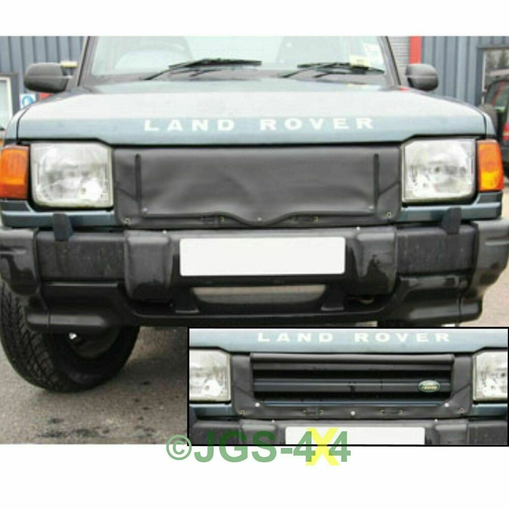 land rover discovery 1 radiator muff grill cover 300tdi da2157 ebay. Black Bedroom Furniture Sets. Home Design Ideas