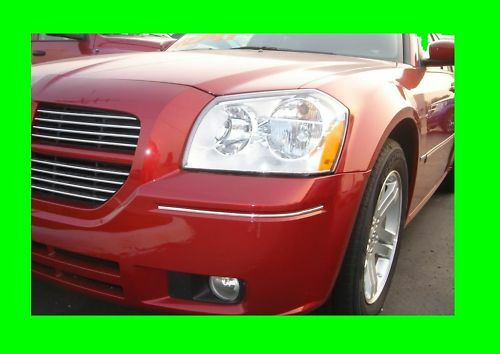 Dodge magnum chrome bumper fender molding trim ebay - Dodge magnum interior accessories ...