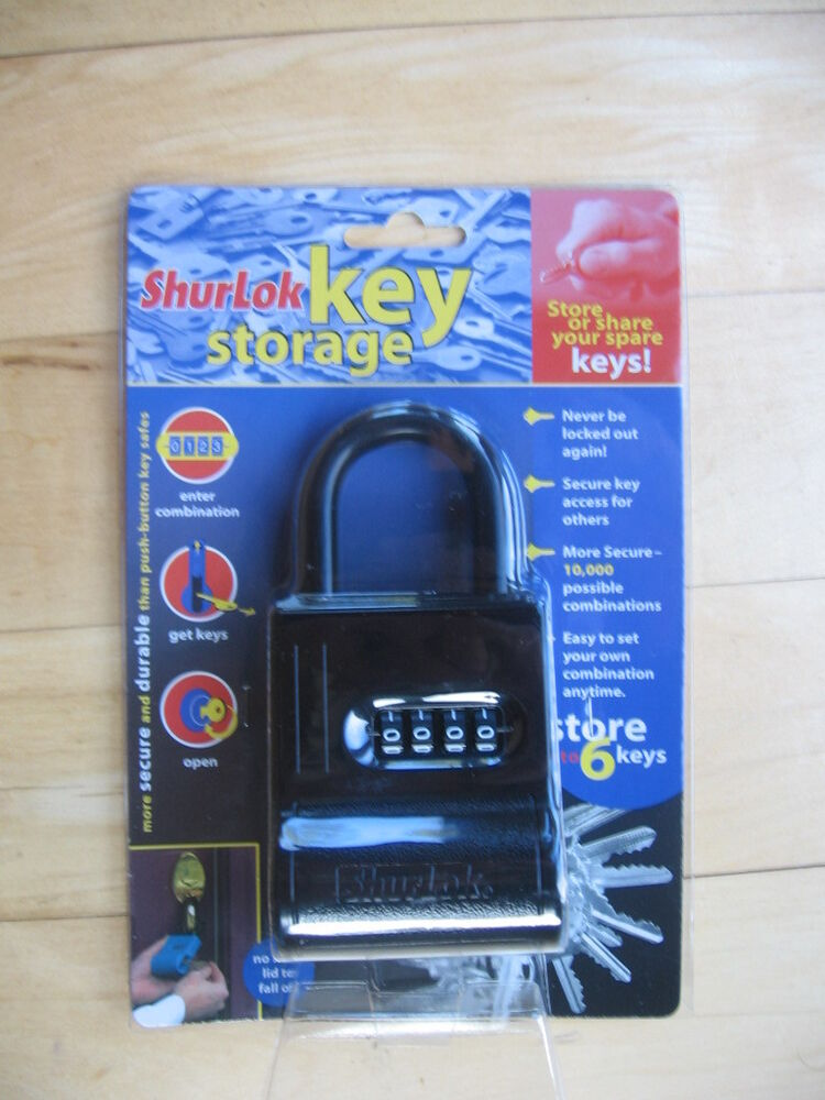 Elderly Medical Alert House Key Security Lock Box Senior