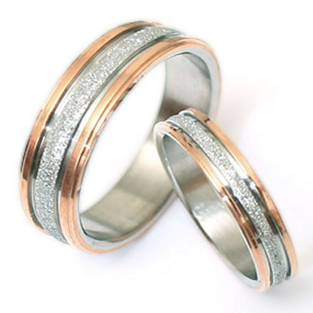 free engrave gold matching wedding engagement bands
