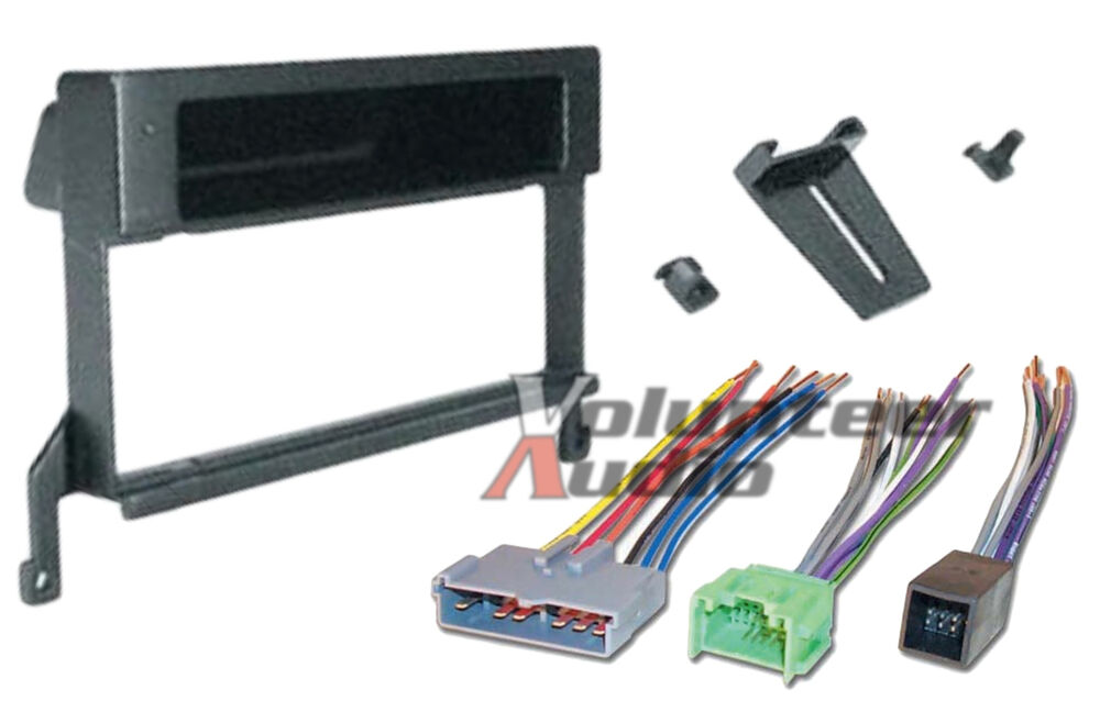 Ford Radio Installation Dash Mount Kit Premium Sound