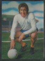 Sun 3d Gallery Of Football Stars 1972 TOTTENHAM Martin Chivers n3