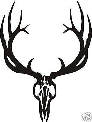 Elk Family Decal Stod 3 Wildlife Outdoors Hunting Elk also Landing Zone 2 Duck Decal P82209 additionally Browning additionally Clipart Deer also Strength. on deer head decal