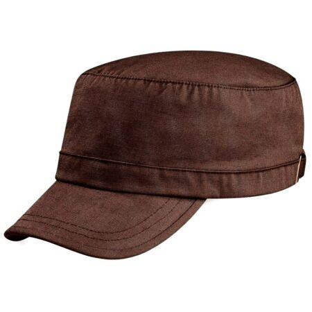 img-ARMY MILITARY BDU FIELD CAP 100% ripstop cotton combat baseball hat Dark Brown
