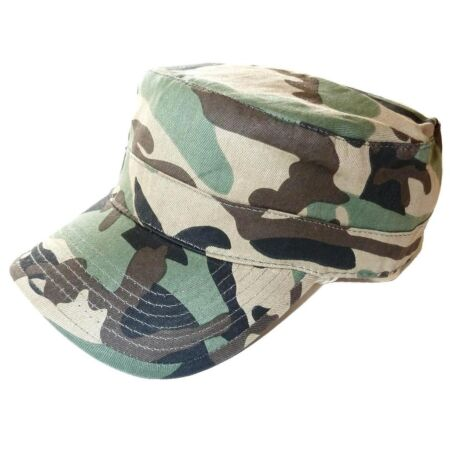 img-ARMY MILITARY BDU FIELD CAP 100% ripstop cotton combat baseball hat DPM Camo