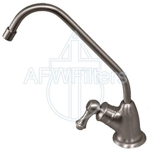 Euro Style Non Airgap Long Reach Ro Faucet Stainless