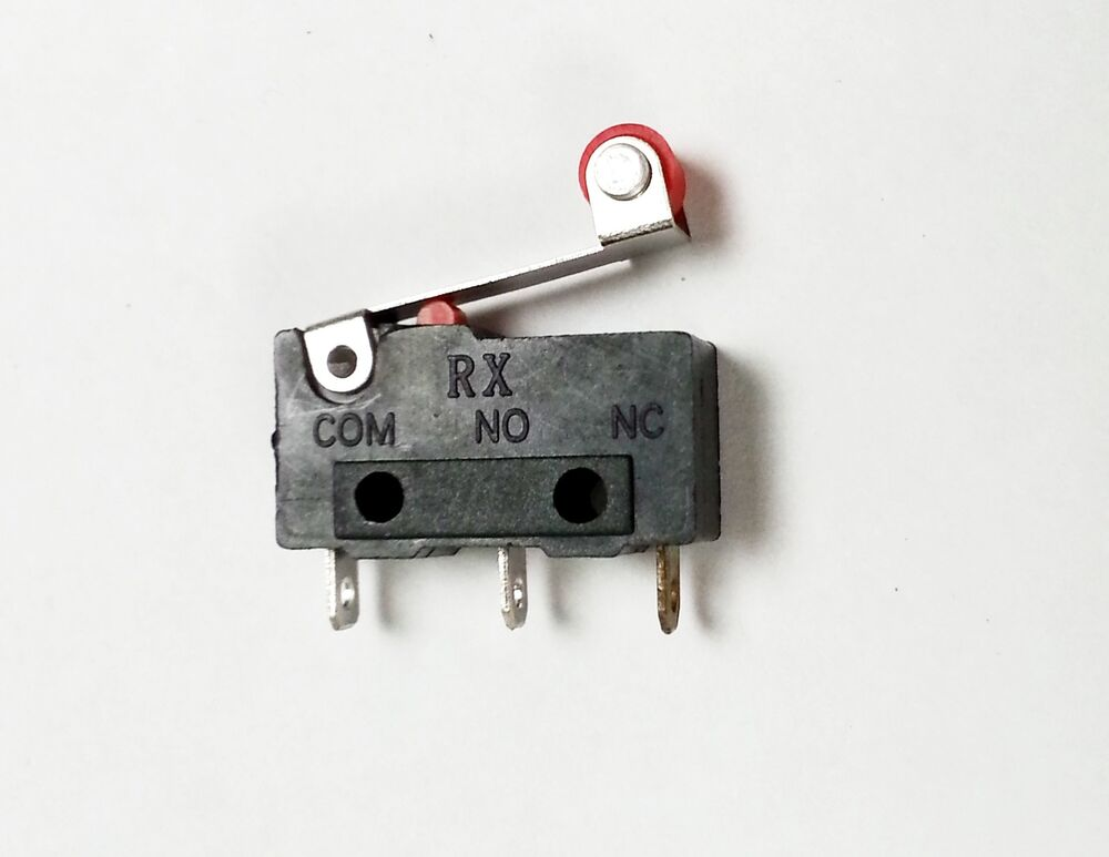 mini micro switch microswitch with roller limit action. Black Bedroom Furniture Sets. Home Design Ideas