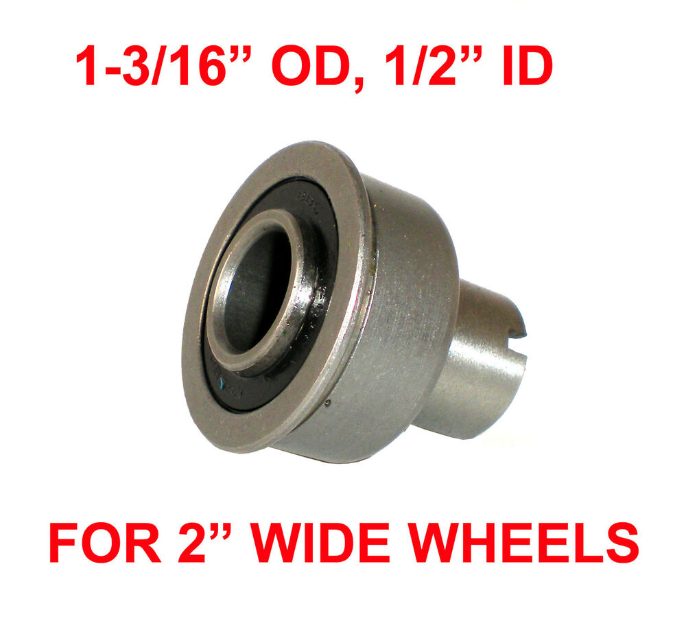 Precision bearing 1 3 16 od x 1 2 id for 2 wide for 1 2 3 floor
