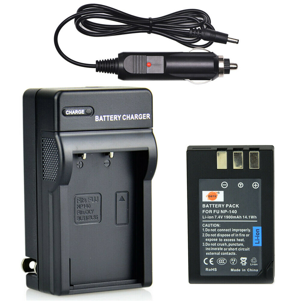 Dste Np 140 Np140 Battery Charger For Fujifilm Fuji