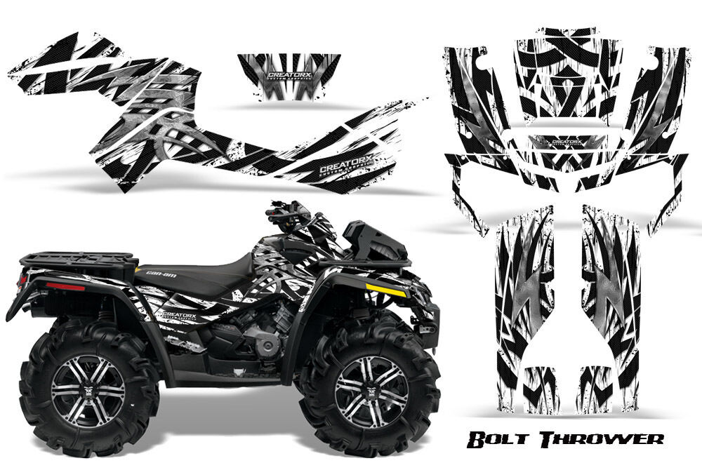 Can Am Outlander Xmr 500 650 800r Graphics Kit Decals