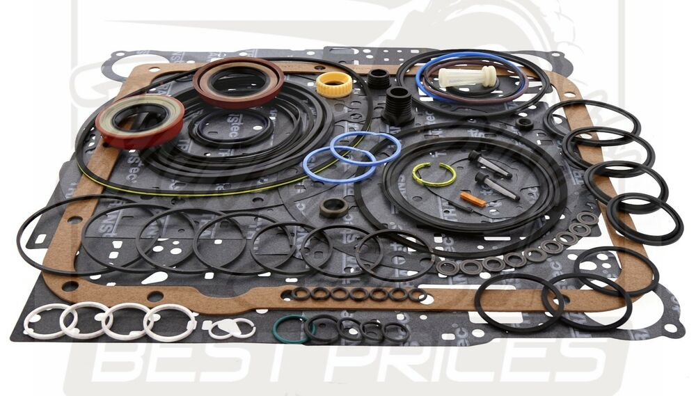 Rebuild Automatic Transmission >> GM 4L60E Chevy Transmission Gasket and Seal Overhaul Kit 1982-1993 | eBay