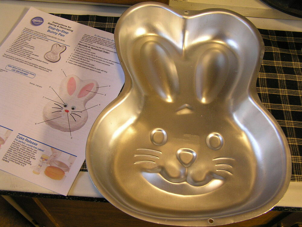 Bunny Rabbit Cake Pan
