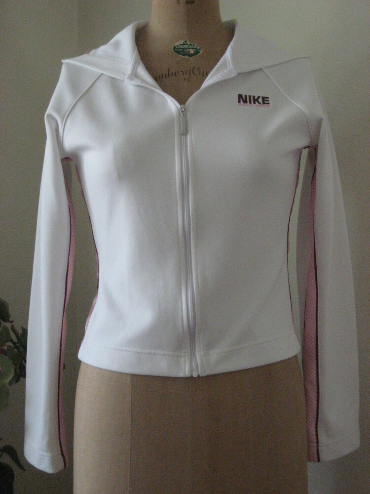 Nike zip up hoodie women
