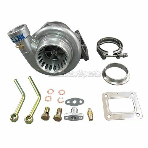 Supercharged Mustang Surging: CXRacing Universal GT35 T4 Turbo Charger Anti-Surge 500