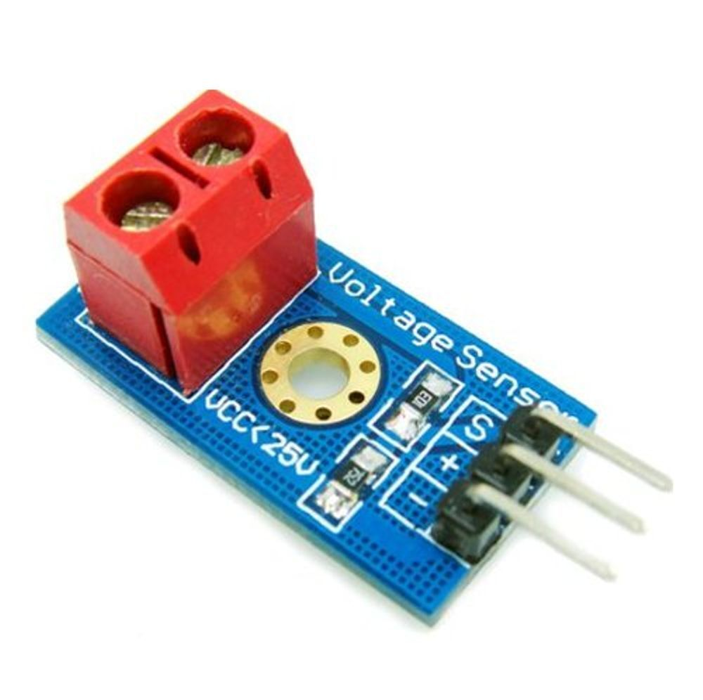 High sensitivity voltage sensor module arduino compatible