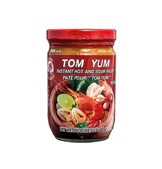 cock instant tom yum paste 227g yam suppe thai w rzpaste scharf sauer gew rz hot ebay. Black Bedroom Furniture Sets. Home Design Ideas