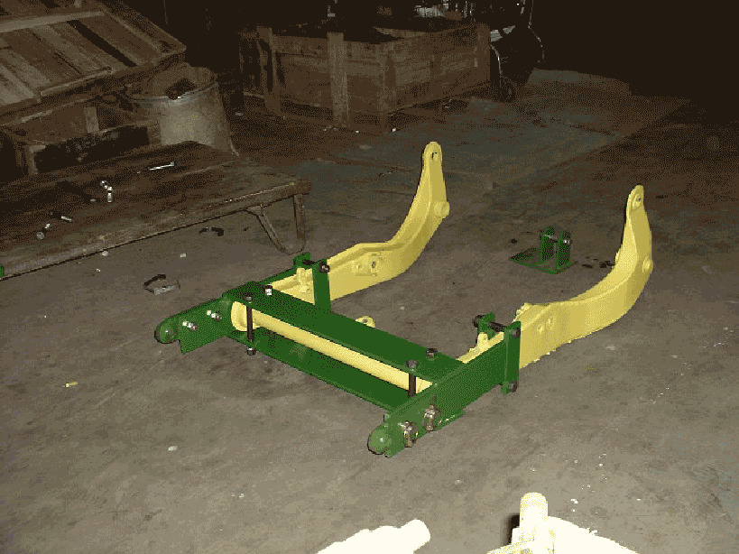 Tractor 3 Point Hitch Conversions : John deere point hitch conversion m mt ebay