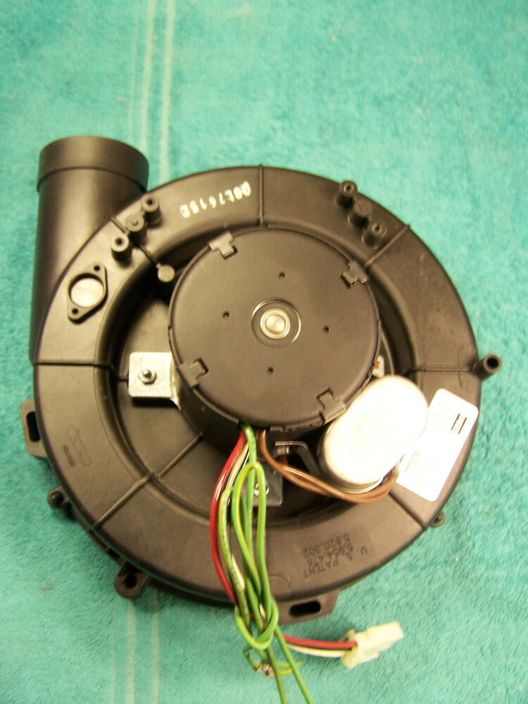 lennox inducer motor assembly 38m5001 38m50 70625441 57m85