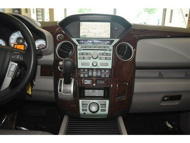 dash kit trim for honda pilot 09 11 2009 2010 2011 wood. Black Bedroom Furniture Sets. Home Design Ideas