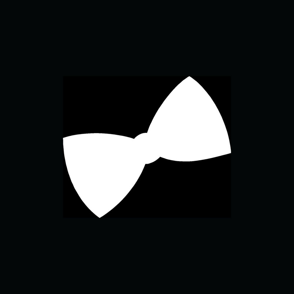 Bow Tie Sticker Funny Car Window Vinyl Decal Cute Gift Bowtie Laptop Truck Boat Ebay