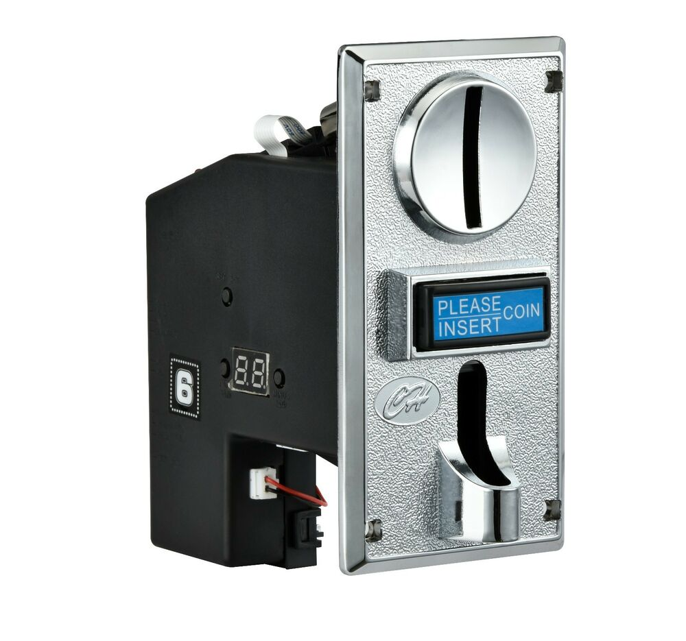 Munzprufer Coin acceptor Manual